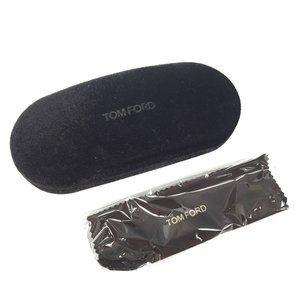 Tom Ford Velvet Sunglasses Empty Case